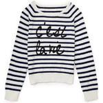 Forever 21 C'est La Vie Sweater (Kids)