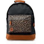 Černý batoh Mi-Pac Leopard Pocket
