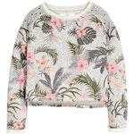 H&M Sweatshirt with lace