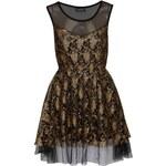 CHIARA Zlaté párty šaty