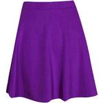 BOOHOO Fialová sukně Roseanna
