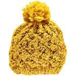BOOHOO Žlutá čepice Maisey