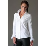 THE SHIRT COMPANY Bílá košile MARICA