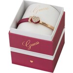 Guess Leather Heart Bracelet Gift Box