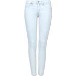 Tally Weijl Very Light Skinny Jeans with Low Waist