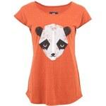 Oranžové dámské tričko Ragwear Alpha B