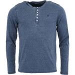 Modré triko s dlouhými rukávy Dstrezzed