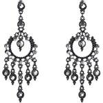 Promod Beautiful strass earrings