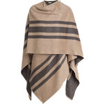 Burberry Shoes & Accessories Wool-Cashmere Blanket Cape