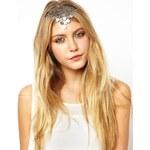 ASOS Coin Fringe Headband