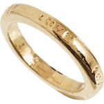 Sam Ubhi Love Engraved Ring