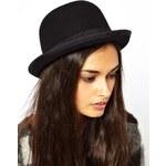 Liquorish Crushable Bowler Hat