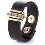 Guess Urban Romance Leather Bracelet