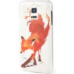 FOX bílá-červená-oranžová