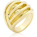 LYRA Prsten pozlacený R08272G-V00