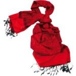 FC Jemný šál se vzorem pašmína