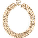 RI Elegantní zlatý náhrdelník