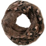 s.Oliver Feathery knit snood