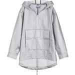 T by Alexander Wang Metallic Raincoat