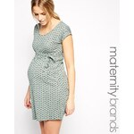 Mama.licious Dido Printed Maternity Dress - Multi