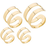 Maison Margiela Multi-Ring Set