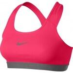 Nike PRO CLASSIC BRA červená S