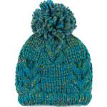 Art of Polo Zimní čepice - modro-zelená cz13365.6