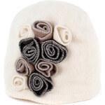 Art of Polo Zimní klobouk - světle béžový cz13407.1