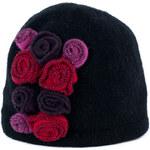 Art of Polo Zimní klobouk - černý cz13407.5