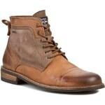 Kotníková obuv PEPE JEANS - Stephen Booty PMS50005 Sculpture 867