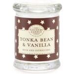 The Country Candle Company Malá svíčka ve skleničce The Country Candle Tonka Bean & Vanilla