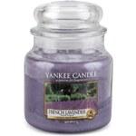 Vonná svíčka Yankee Candle French Lavender