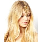 Love Rocks Rhinestone Tikka Hair Clip