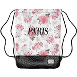 gymsack CAYLER & SONS - Paris Cite Floral Off White/Black/Black Strich (WHITE/BLACK/BLACK ST)