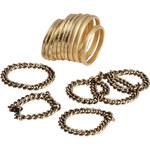 H&M 16-pack rings
