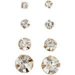 H&M 4-pack earrings