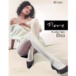 Fiore Klasické punčochy ELISA 40 den - tělová - vel.2