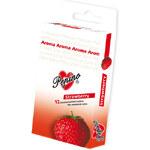 Pepino Kondomy Home pack Strawberry - dle obrázku - krabička