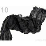 Stoklasa Šála 55x150cm mačkaná duhovaná (1 ks) - 10 Black