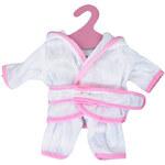 Rappa P807430 Oblečení pro miminko - župan - modrá