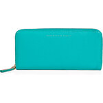 Marc by Marc Jacobs Leather Colorblocked Slim Zip Around Wallet