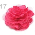 Stoklasa stok_100965 Brož Ø 90mm růže (1 ks) - 17 růžová malinová