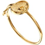 ASOS Limited Edition Key Ring - Gold