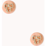 Forever 21 Darling Bow Studs