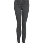Tally Weijl Grey Basic Low Rise Skinny Pants