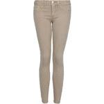 Tally Weijl Brown Basic Low Rise Skinny Pants