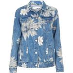 Topshop MOTO Mix Floral Western Jacket