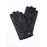 Blažek Pánské rukavice formal regular, barva černá