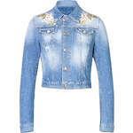 Dsquared2 Embroidered Denim Jacket