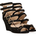 Chloé Suede Holly Sandals